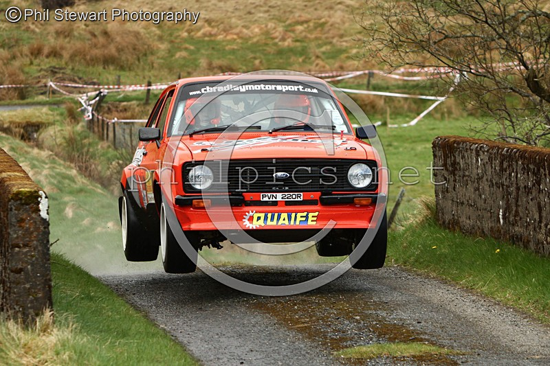 TOTS 3 - MAGHERAFELT AND DISTRICT MOTOR CLUB TOUR OF THE SPERRINS (2013)