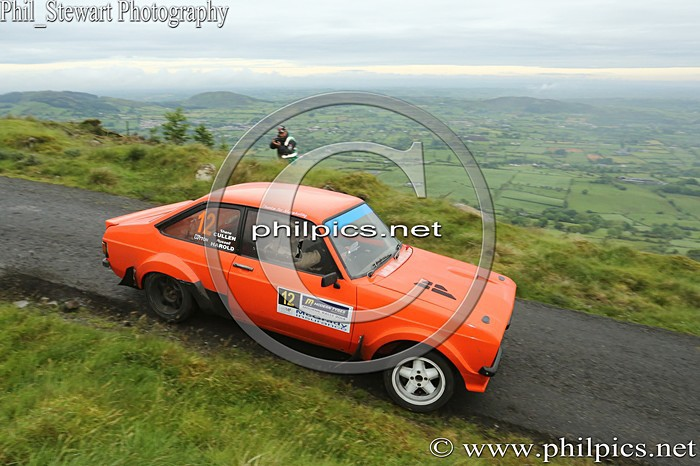 MR 12 - NEWRY AND DISTRICT MOURNE RALLY (2014)