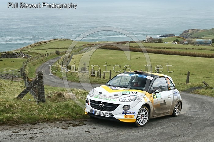 COI 18 - ERC CIRCUIT OF IRELAND (2016)