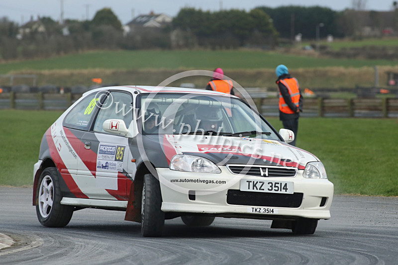 PNS 53 - PACENOTES MAGAZINE STAGES - KIRKISTOWN (2017)