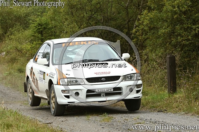SS3 2 - SAMDEC SECURITY LAKELAND STAGES RALLY (2014)