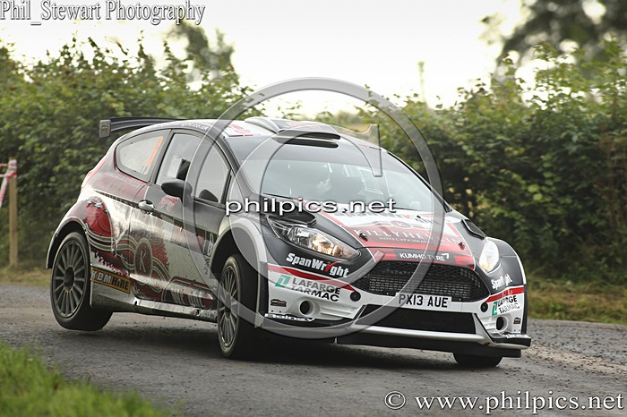 UL 5 - TODDS LEAP ULSTER RALLY (2015)
