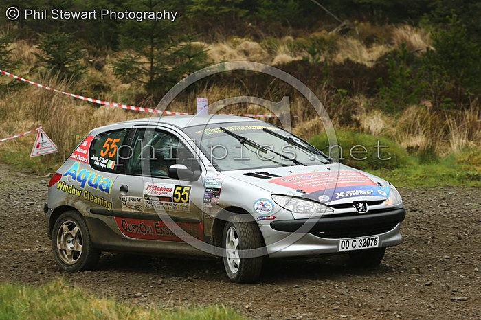 TOTS 60 - McGEEHAN MOTORSPORT TOUR OF THE SPERRINS (2016)