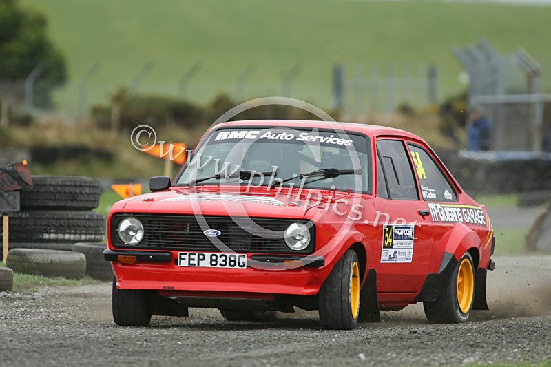 PNS 40 - PACENOTES MAGAZINE STAGES - KIRKISTOWN (2017)