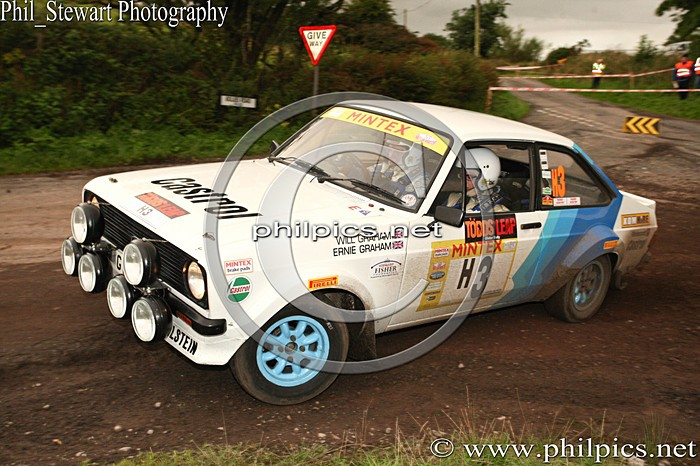 UR 20 - TODDS LEAP ULSTER RALLY (2013)