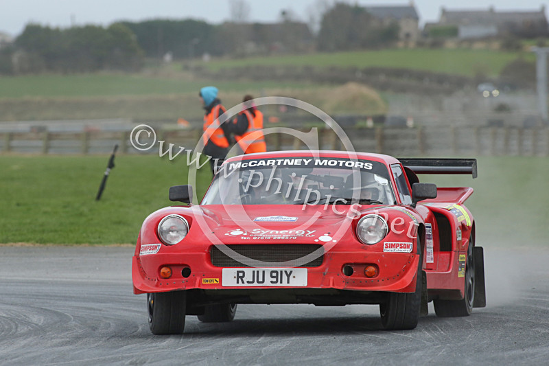 PNS 12 - PACENOTES MAGAZINE STAGES - KIRKISTOWN (2017)