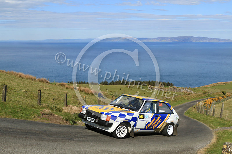GLENS 19 - RIVER RIDGE RECYCLING GLENS OF ANTRIM RALLY (2017)