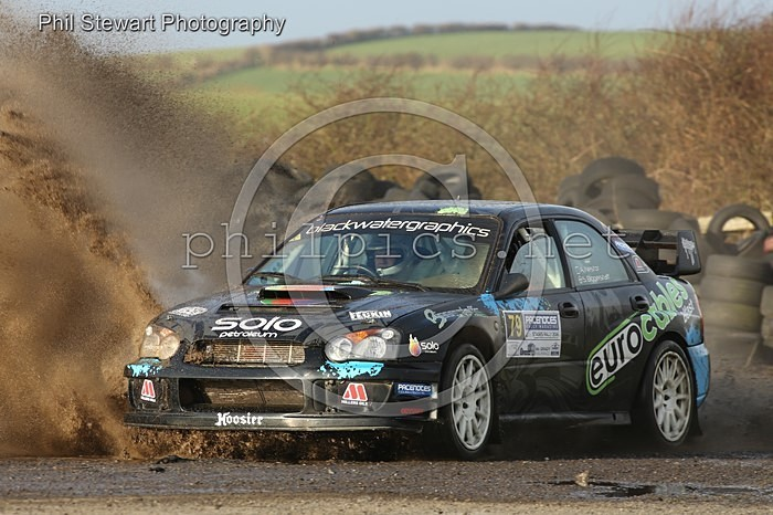 PN 7 - PACENOTES RALLY MAGAZINE STAGES (2016) - KIRKISTOWN