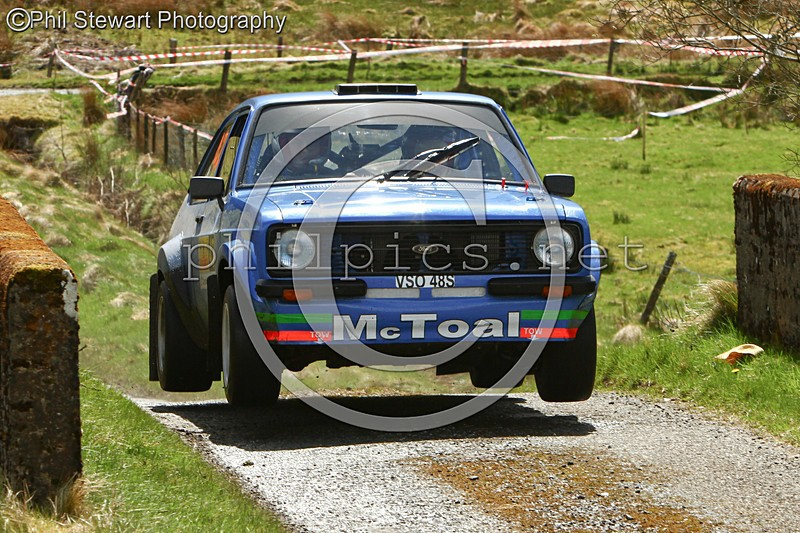 TOTS 22 - MAGHERAFELT AND DISTRICT MOTOR CLUB TOUR OF THE SPERRINS (2013)