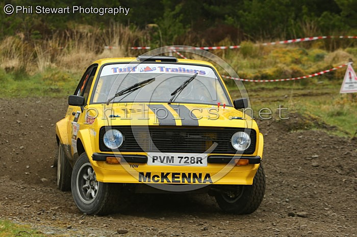 TOTS 59 - McGEEHAN MOTORSPORT TOUR OF THE SPERRINS (2016)