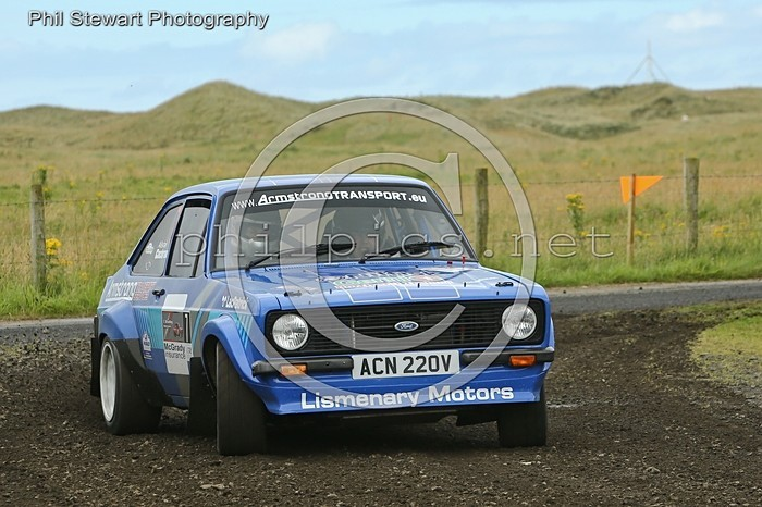 TS 10 - COOKSTOWN MOTOR CLUB McGRADY INSURANCE TYRONE STAGES (2016)