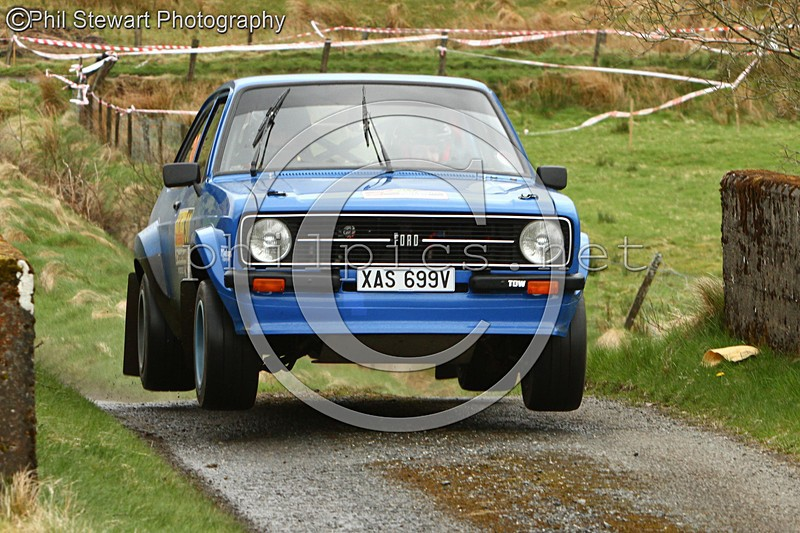 TOTS 18 - MAGHERAFELT AND DISTRICT MOTOR CLUB TOUR OF THE SPERRINS (2013)