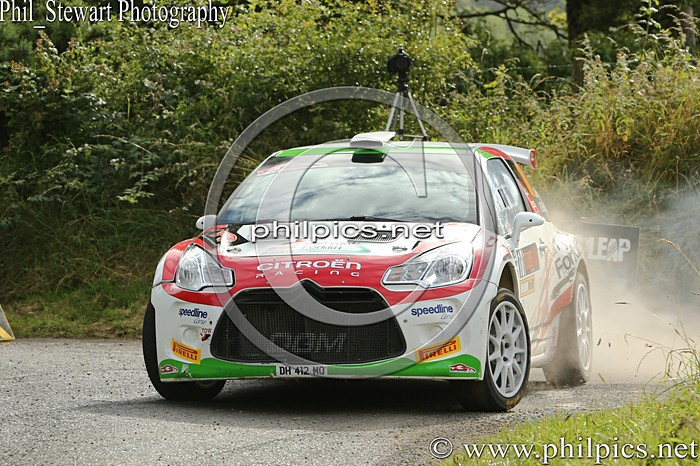 UL 12 - TODDS LEAP ULSTER RALLY (2015)