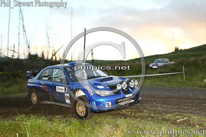 SS 20 - MAGHERAFELT AND DISTRICT MOTOR CLUB SUNSET RALLY (2013)