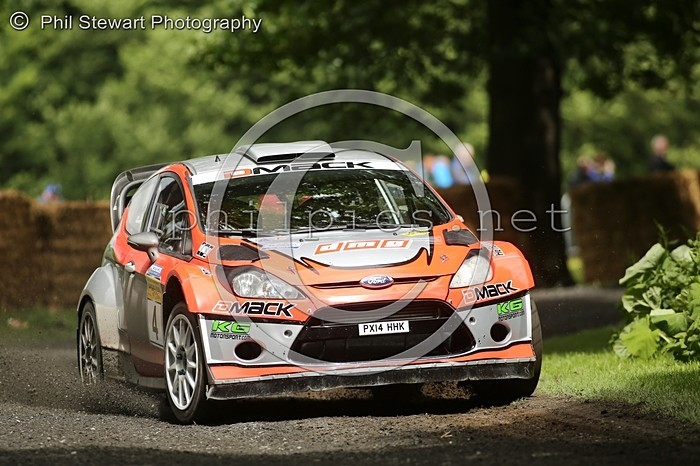 LP 8 - ORCHARD MOTORSPORT LURGAN PARK RALLY (2016)