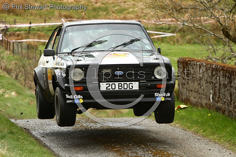 TOTS 19 - MAGHERAFELT AND DISTRICT MOTOR CLUB TOUR OF THE SPERRINS (2013)