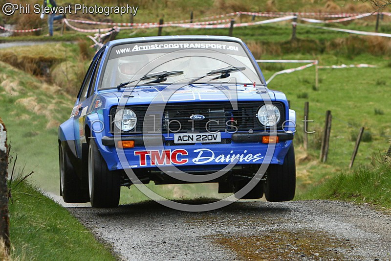 TOTS 6 - MAGHERAFELT AND DISTRICT MOTOR CLUB TOUR OF THE SPERRINS (2013)