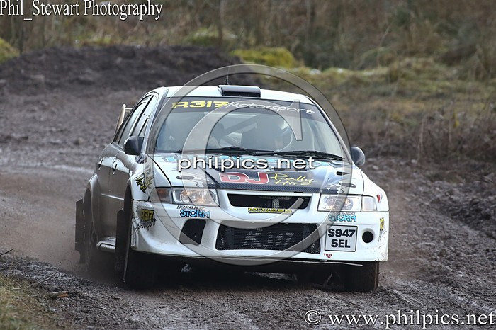 SR 2 - OMAGH MOTOR CLUB SPRING RALLY (2015)