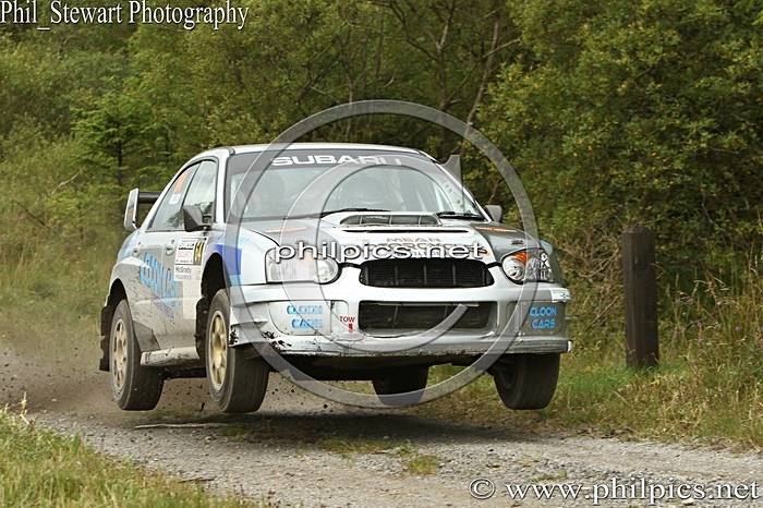 SS3 20 - SAMDEC SECURITY LAKELAND STAGES RALLY (2014)