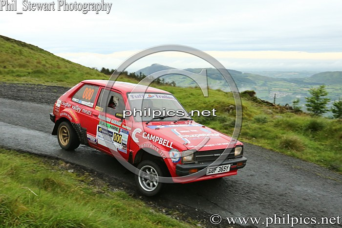 MR 1 - NEWRY AND DISTRICT MOURNE RALLY (2014)