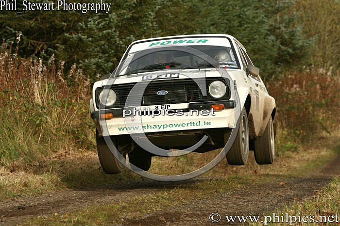 GLENS 9 - RIVER RIDGE RECYCLING GLENS OF ANTRIM STAGES (2012)