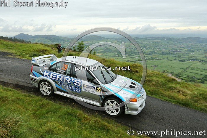 MR 23 - NEWRY AND DISTRICT MOURNE RALLY (2014)