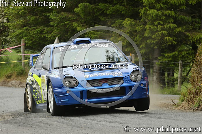 DI 19 - JOULE DONEGAL INTERNATIONAL RALLY (2015)
