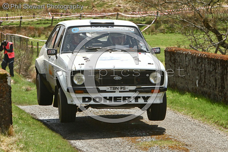 TOTS 24 - MAGHERAFELT AND DISTRICT MOTOR CLUB TOUR OF THE SPERRINS (2013)