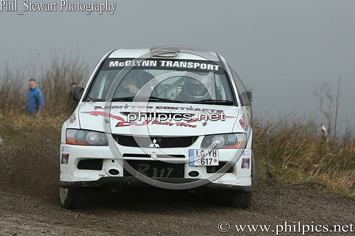 SR 19 - OMAGH MOTOR CLUB SPRING RALLY (2015)