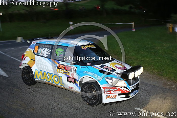 UL 20 - TODDS LEAP ULSTER RALLY (2015)