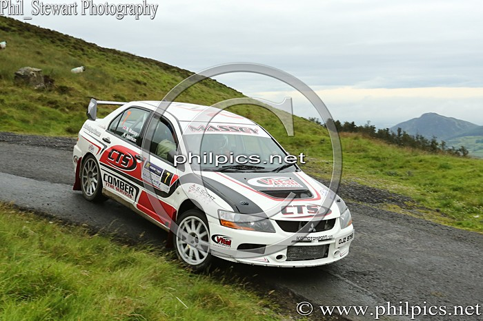 MR 9 - NEWRY AND DISTRICT MOURNE RALLY (2014)