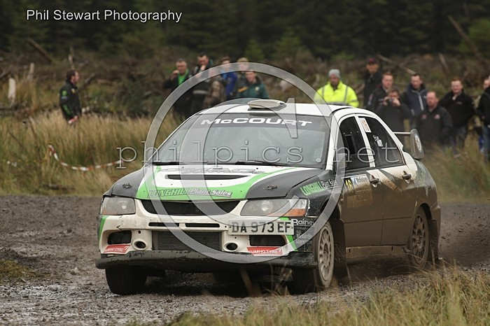 BW 23 - OMAGH MOTOR CLUB BUSHWACKER RALLY (2016)