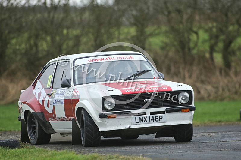 PNS 10 - PACENOTES MAGAZINE STAGES - KIRKISTOWN (2017)
