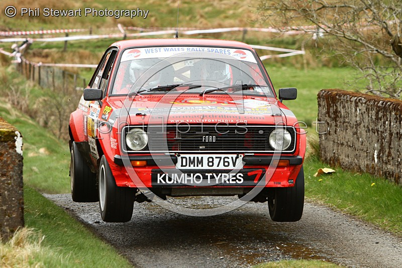TOTS 20 - MAGHERAFELT AND DISTRICT MOTOR CLUB TOUR OF THE SPERRINS (2013)