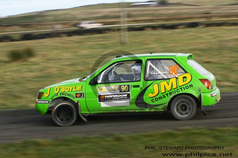 TEAM DONNELLY 3 - JMD RALLY TEAM @ PEDRO STAGES 2010 (KIRKISTOWN)