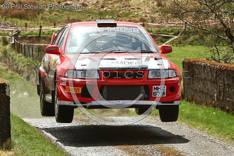 TOTS 9 - MAGHERAFELT AND DISTRICT MOTOR CLUB TOUR OF THE SPERRINS (2013)