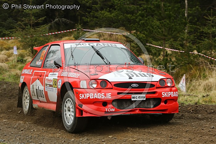 TOTS 51 - McGEEHAN MOTORSPORT TOUR OF THE SPERRINS (2016)