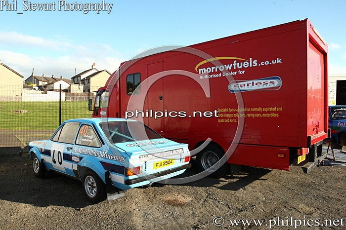 SS 9 - MAGHERAFELT AND DISTRICT MOTOR CLUB SUNSET RALLY (2013)