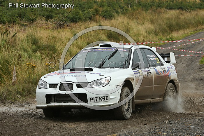 LSR 24 - TUFFMAC LAKELAND STAGES (2016)