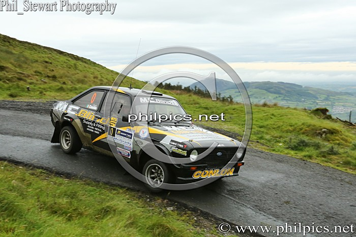 MR 2 - NEWRY AND DISTRICT MOURNE RALLY (2014)