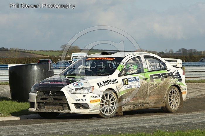 PN 14 - PACENOTES RALLY MAGAZINE STAGES (2016) - KIRKISTOWN