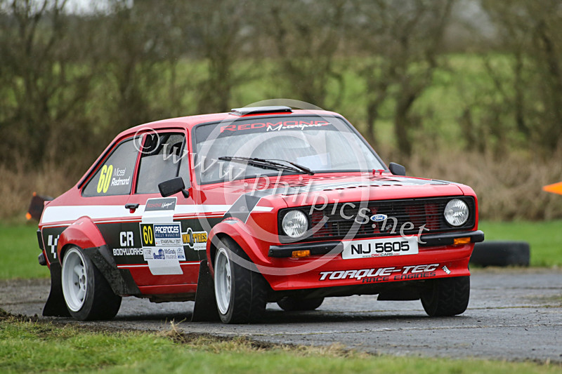 PNS 43 - PACENOTES MAGAZINE STAGES - KIRKISTOWN (2017)