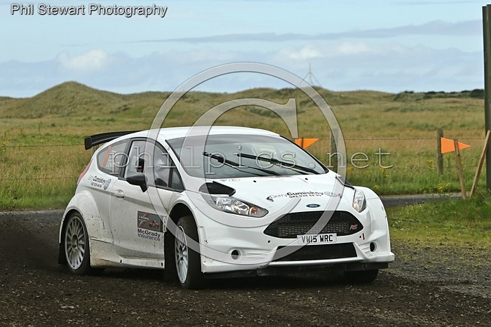 TS 9 - COOKSTOWN MOTOR CLUB McGRADY INSURANCE TYRONE STAGES (2016)