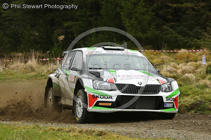 TOTS 2 - McGEEHAN MOTORSPORT TOUR OF THE SPERRINS (2016)