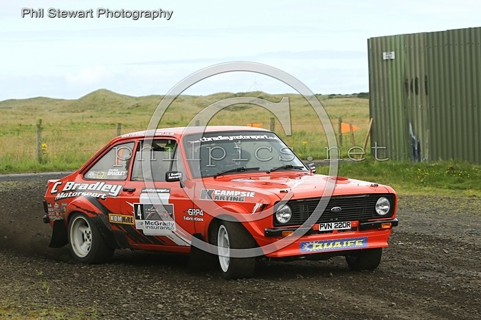 TS 6 - COOKSTOWN MOTOR CLUB McGRADY INSURANCE TYRONE STAGES (2016)