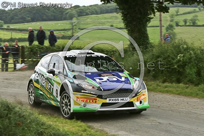 DONEGAL 13 - JOULE DONEGAL INTERNATIONAL RALLY (2016)