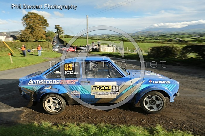 DR 19 - RATHFRILAND MOTOR CLUB DOWN RALLY (2016)