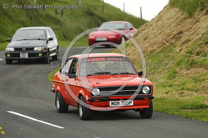 CC 18 - LARNE MOTOR CLUB CAIRNCASTLE HILLCLIMB (SATURDAY) (2016)