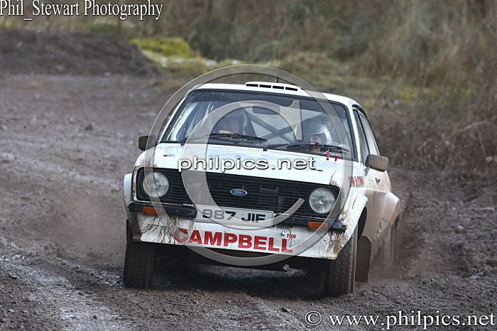 SR 4 - OMAGH MOTOR CLUB SPRING RALLY (2015)