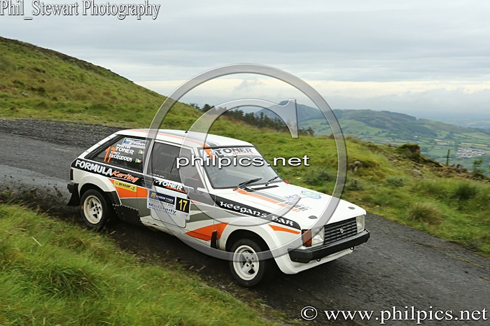 MR 14 - NEWRY AND DISTRICT MOURNE RALLY (2014)